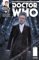 Doctor Who The Twelfth Doctor Adventures: Year Two #12 (Cover B)